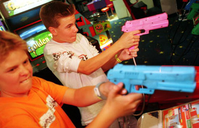 Video Games… Do they contribute to violence?