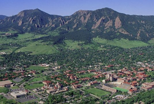 CU at Boulder Campus